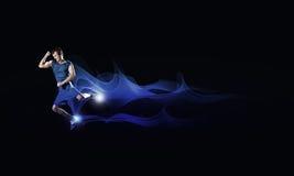 высшая скорость Стоковая Фотография RF