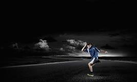 высшая скорость Стоковые Изображения RF