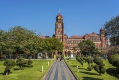 Высший суд в Янгоне Стоковые Изображения RF