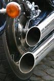 вытыхание bike стоковое изображение rf