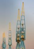 вытягивает шею dockyard Стоковая Фотография