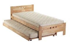Вытяните вне кровать Стоковое Изображение RF