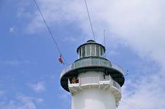 Выходить башня на застежка-молни-линию Стоковые Изображения