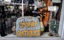 Выходить на рынок: Правда в рекламе стоковая фотография