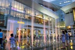 выходы Hong Kong citygate Стоковые Фотографии RF