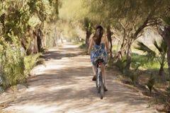 Выходить на мой велосипед Стоковая Фотография