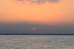 Выходить облака стоковое изображение rf
