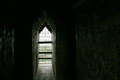 Выход старой каменной башни Стоковая Фотография RF