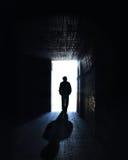 выход Стоковое Фото