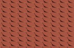 Вычисляет по маcштабу безшовную текстуру плитки картины - вектор Стоковая Фотография RF