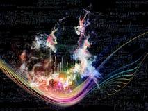 Вычислительная технология Стоковое Изображение RF