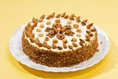вычура торта Стоковые Изображения RF