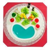 вычура торта Стоковое фото RF