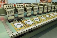 Вышивка машины Стоковая Фотография RF