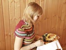 Вышивка шариками Стоковые Фото