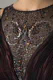 вышивка Стоковая Фотография