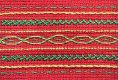 вышивка Стоковое Фото