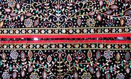 Вышивка Langkit Стоковая Фотография RF