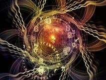 Выдвижение священной геометрии Стоковые Изображения RF