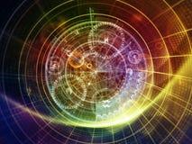 Выдвижение священной геометрии Стоковые Фотографии RF