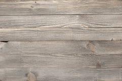 Выдержанная деревянная предпосылка Стоковая Фотография RF