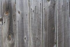 Выдержанная деревянная предпосылка Стоковое Изображение
