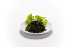 Выдержанная морская водоросль wakame Стоковое Изображение RF