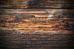 Выдержанная текстура елевой планки реальная Стоковые Фотографии RF