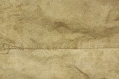 Выдержанная увяданная воинская предпосылка Textu камуфлирования Hhaki армии Стоковое Изображение RF