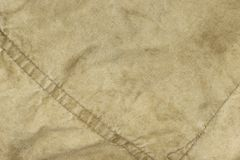 Выдержанная увяданная воинская предпосылка Textu камуфлирования Hhaki армии Стоковое Фото