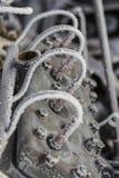 Выдержанный мотор Стоковая Фотография RF