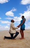 Вы поженитесь я? стоковая фотография rf