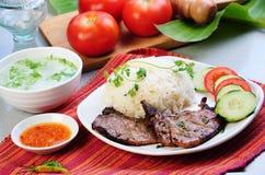 вьетнамец еды Стоковая Фотография