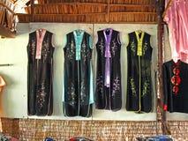 вьетнамец costume традиционный Стоковое Изображение RF