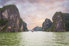 Вьетнам Halong Стоковое Фото