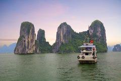 Вьетнам Halong Стоковые Фото
