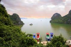 Вьетнам Halong Стоковая Фотография