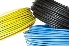 Вьюрки кабеля Стоковое фото RF