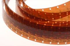 Вьюрки фильма 16mm стоковое фото