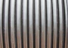 Вьюрок высоковольтного кабеля Стоковое Изображение