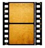 вьюрок кино 35 mm пленки Стоковая Фотография