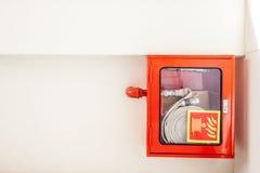 Вьюрок пожарного рукава Стоковые Изображения RF