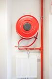 Вьюрок пожарного рукава Стоковые Фотографии RF