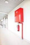 Вьюрок пожарного рукава Стоковая Фотография RF