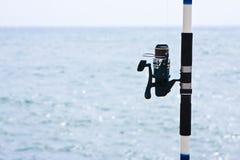 вьюрок рыболовства Стоковые Изображения RF