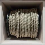 Вьюрок серой веревочки Стоковое Изображение RF