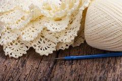 Вязание крючком Стоковая Фотография RF