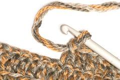 Вязание крючком Стоковое фото RF