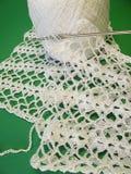 вязание крючком Стоковые Фото