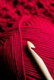 вязание крючком craftwork Стоковое Изображение RF